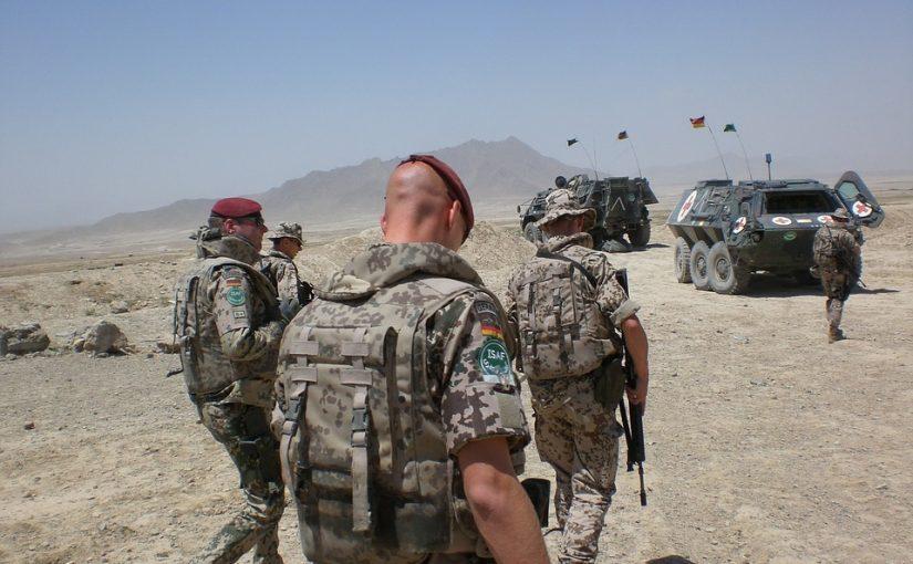 Ich frage mich halten die uns alle und unsere Soldaten für ganz bescheuert?