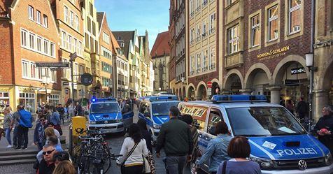 Auto fährt in Menschenmenge – Tote und Verletzte in Münster